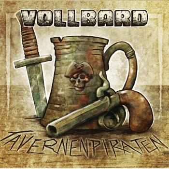 Vollbard - Tavernenpiraten (CD)